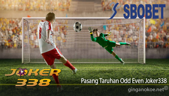 Pasang Taruhan Odd Even Joker338